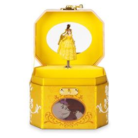 Joyero Musical Bella De Disney Store