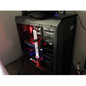 Pc Gamer I7, Gtx 1080, 16gb, Ssd, Z-370