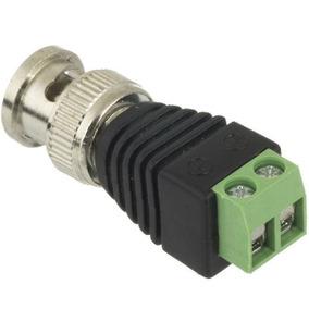 10 Unidades Conector Bnc Macho Borne - Nf-e