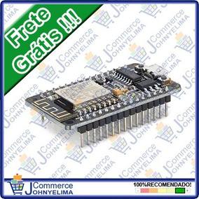 Módulo Wifi Esp8266 Nodemcu Esp-12e - Frete Grátis!