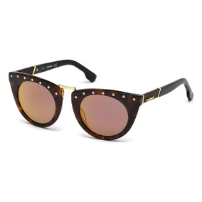 8abf18de3b3b1 Óculos De Sol Diesel no Mercado Livre Brasil