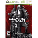Gears Of War 2 Limited Edition -xbox 360 Pp