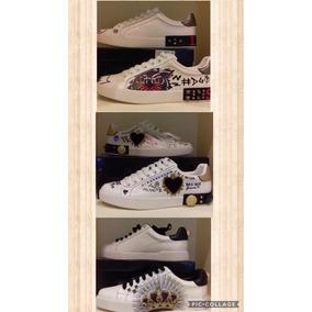 Tenis Dolce Gabbana 3 Modelos A Elegir Envío Gratis