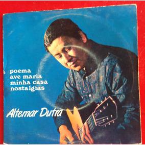 Compacto Altemar Dutra (1968-1972) Hbs
