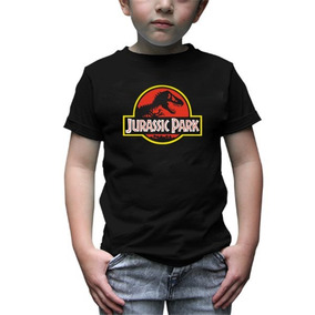 Jurassic Park Playera Niño Infantil -envio Gratis