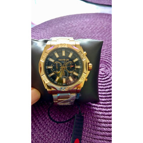 Relógio De Pulso Technos Sport Legancy Dourado