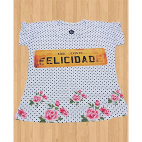 Roupas Feminina Blusa Revenda Atacado T-shirts
