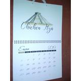 Calendario Decorativo 2019 De Pared De Monumentos Originales