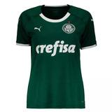 Camisa Feminina Palmeiras Puma Promoção 2019 Promoção