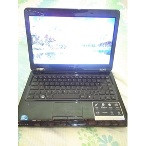 Notebook Intel Core I5 4gb Hd 500gb Usado