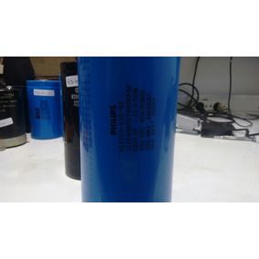 Capacitor Eletrolítico 6000uf 400v Philips