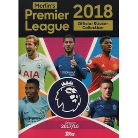 50 Pacotinhos Premier League 2018 Por R$ 55,00