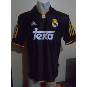 Camiseta Real Madrid 2000 - Camiseta del Real Madrid para Adultos en ... ae01f826a982e