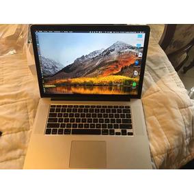 Macbook Pro 15 Con Maletín Y Cables Gratis