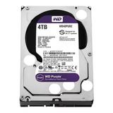 Disco Rigido Western Digital Purple 4tb Vigilancia Slot One