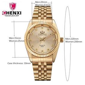 31ed0317259 Relogio Chenxi Quartz - Relógios De Pulso no Mercado Livre Brasil