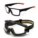 Oculos De Proteção Ampla Visão Haste - Tudo para Esportes de ... 9ff31a8bc5