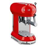 Maquina De Café Smeg Modelo Años 50 Ecf01