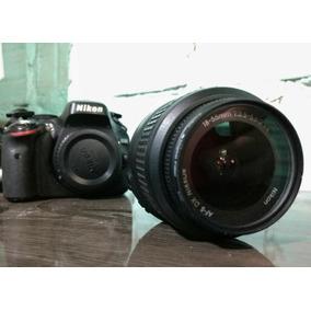 Camêra Profissional Dslr Nikon D5100