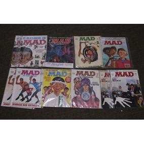 Revista Hq Mad Variadas, Valor Unitário, Consulte Descrição