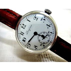 Relógio Longines Original Assinado Época 1920