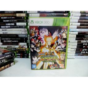 Naruto Ultimate Ninja Storm Revolution Xbox 360 - Usado