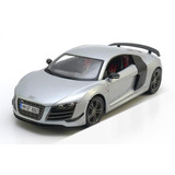 A Pedido - Auto Audi R8 Gt Plateado Escala 1:18 Maisto