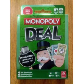 Raridade: Monopoly Deal