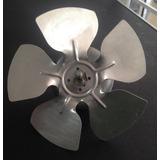 Motor Ventilador Condensador Ge , Con Aspa
