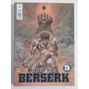 Manga Berserk 25 Temos Mais Edições