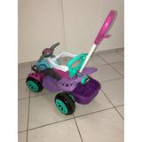 Quadriciclo Infantil Rosa.