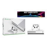 Xbox One S 500gb + 3 Juegos Fisicos/ Sellado Con Garantia