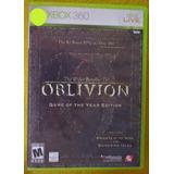 The Elder Scrolls Iv Oblivion Goty Xbox 360 Play Magic