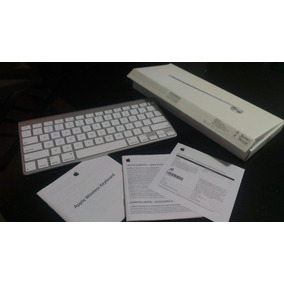 Teclado Inalambrico Apple Mc184ll/b