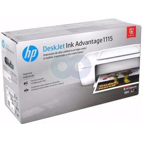 Impresora Hp 1115 Tinta Continua Instalado Tienda Nueva