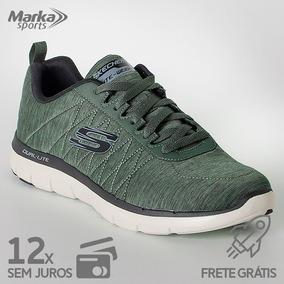 9919dc4e54d Tênis Skechers Flex Advantage 2.0 Masculino Original + Nf
