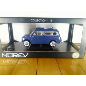 Fiat 500 Giardiniera Norev Retro 1/18