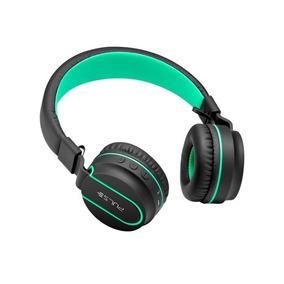 Fone De Ouvido Bluetooth Multilase Pulse Preto-verde Ph215