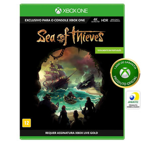 Game Microsoft Xbox One - Sea Of Thieves