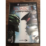 Juego Bionicle Heroes Gamecube Original