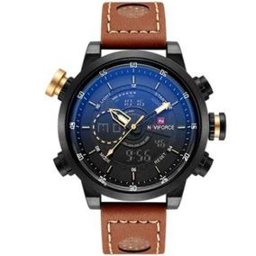 Relógio Masculino Importado Naviforce Esporte Militar Oferta