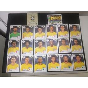 Figurinhas Copa 2018 Brasil Completo