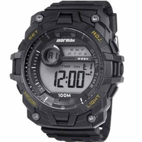 Relógio Mormaii Masculino Mo11270aa/8p C/ Garantia E Nf