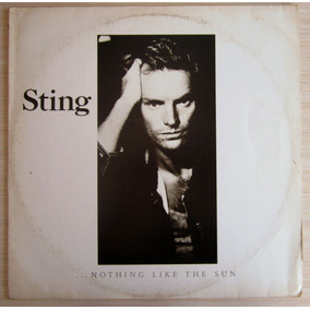 Lp Sting Nothing Like The Sun Duplo Com Encarte