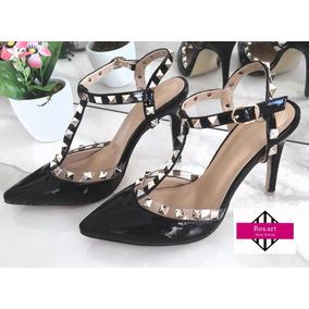1008ce445efaf Zapatos Taco Aguja Con Plataforma Importados - Zapatos en Mercado ...