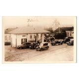Cartao Postal Posto Gasolina Standard Esso Botucatu Anos 20