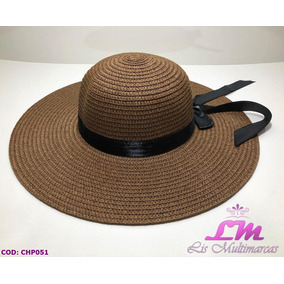 Chapeu Praia Atacado Goiania - Chapéus Floppy para Feminino Marrom ... 13f02e8121d