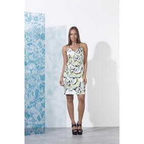 Vestido Alcinha Estruturado Fem 90 - Va0481 - Va0481