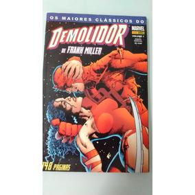 Demolidor Frank Miller - Maiores Clássicos Encadernada Vol.1