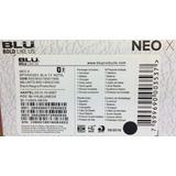 Caixa S/aparelho C/todos Acessórios Originais Blu Neo X N070